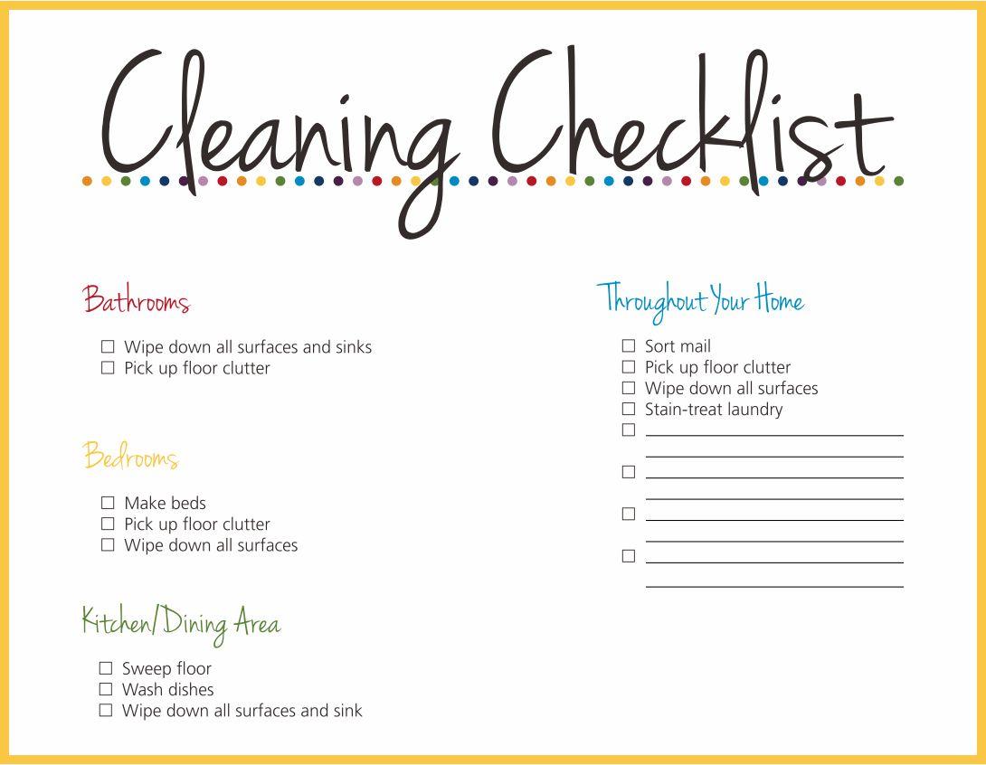 daily checklist online