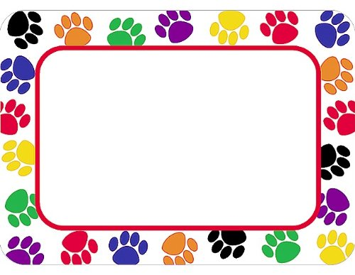 6 best images of name tag templates printable preschool for Nameplate template free