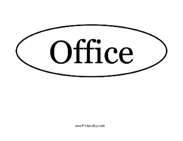 Free Printable Office Door Signs