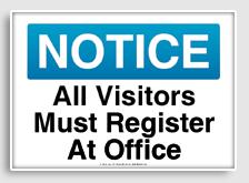 Free Printable OSHA Signs