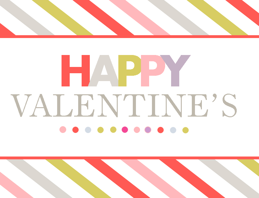 7 Images of Printable Valentine Greeting Cards
