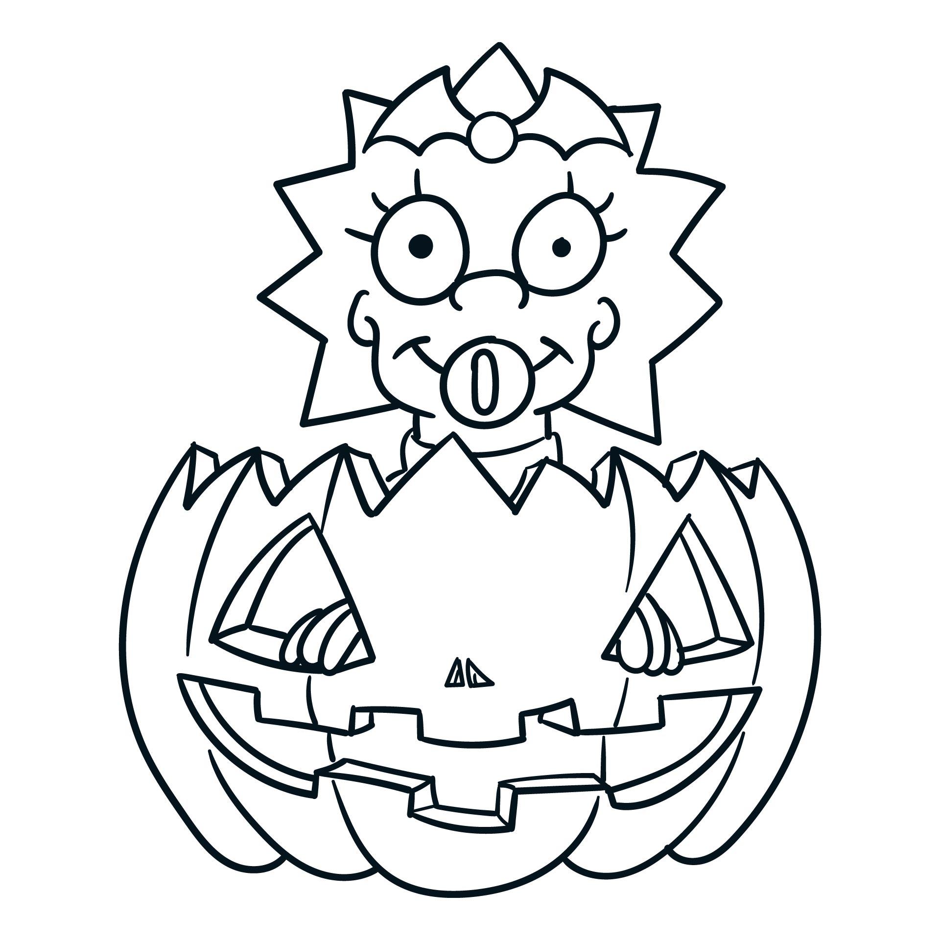 4 Best Images of Pre School Halloween Activity Printable ...