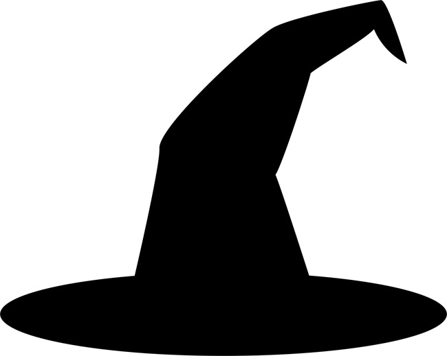 8 Best Images Of Printable Witch Hat Halloween Witches