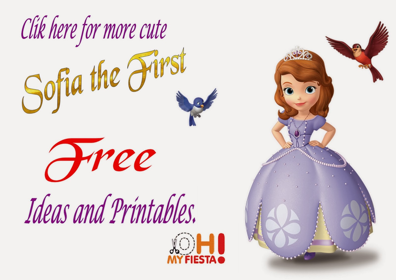 8 Best Images of Free Printable Princess Sofia Invitations  : princess sofia the first printables free128761 from www.printablee.com size 1600 x 1131 jpeg 185kB