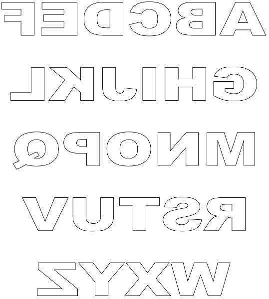Classic Coloring Pages Alphabet | Cursive | Letters | Free | Numbers | 600x539