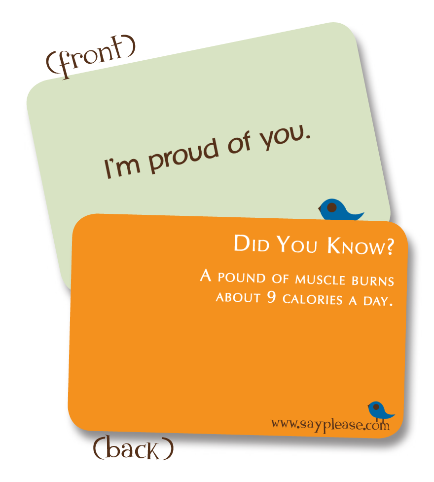 6 Images of Proud Of You Printable Notes