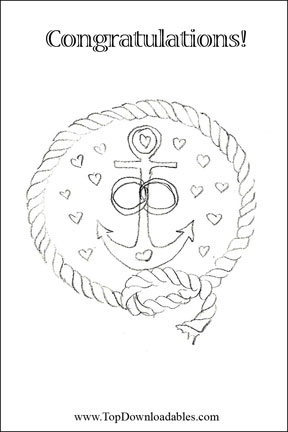 6 best images of nautical free printable coloring pages for Adult coloring pages nautical