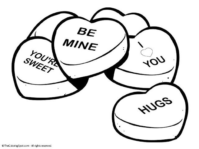 7 Images of Printable Valentine Hearts Clip Art