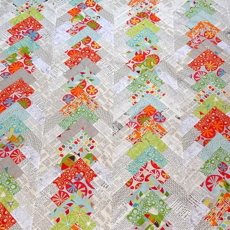 Quilting Designs For Chevron Quilts : 8 Best Images of Free Printable Chevron Pattern Quilt - Chevron Quilt Pattern Free, Free Chevron ...