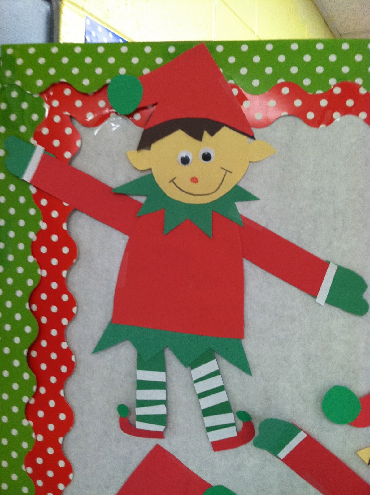 Christmas Elf Crafts