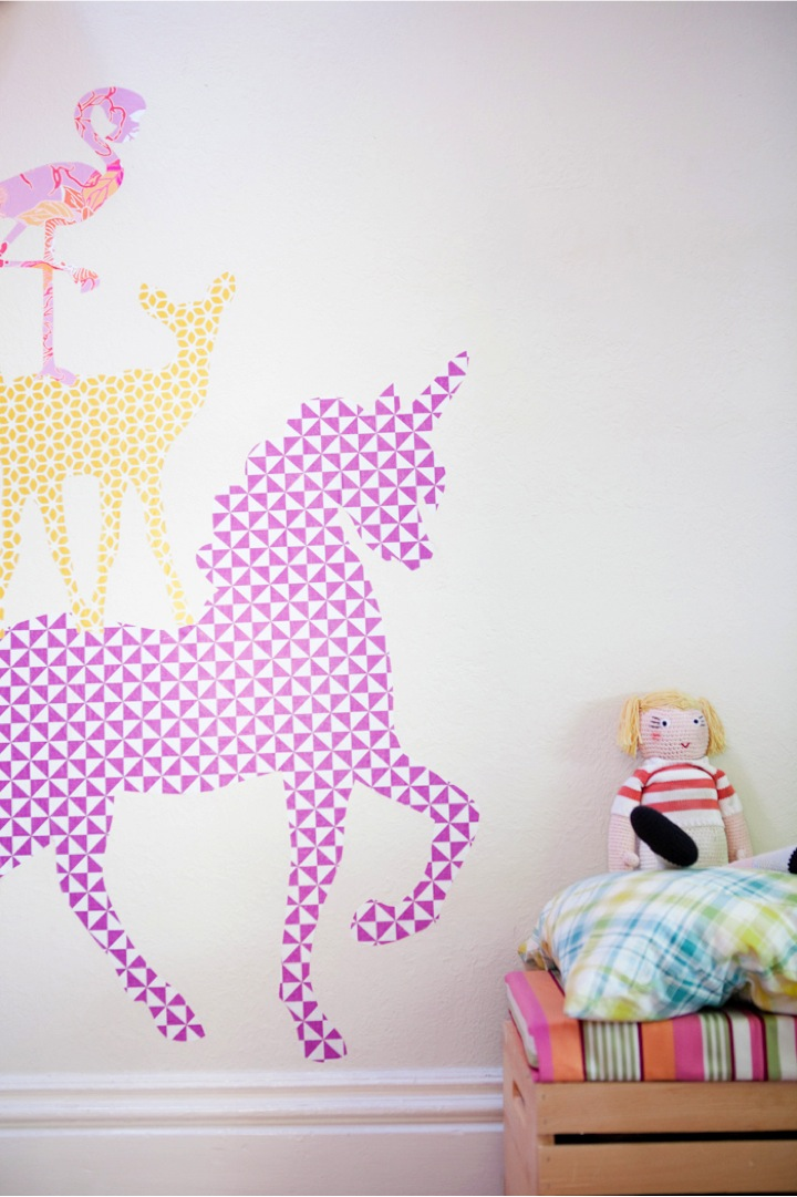 9 Images of DIY Wall Pictures Animals Printables