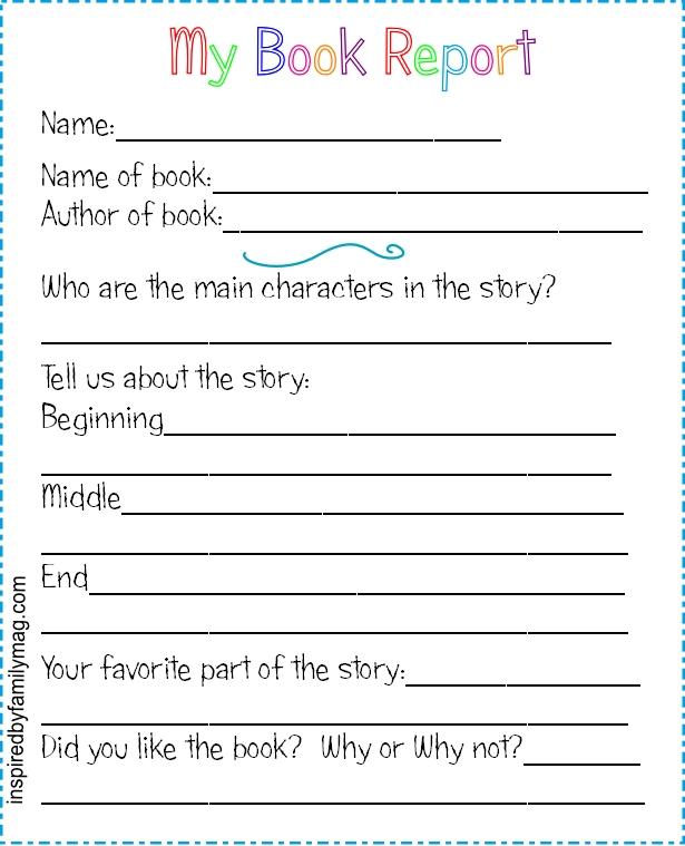 elementary essay sample