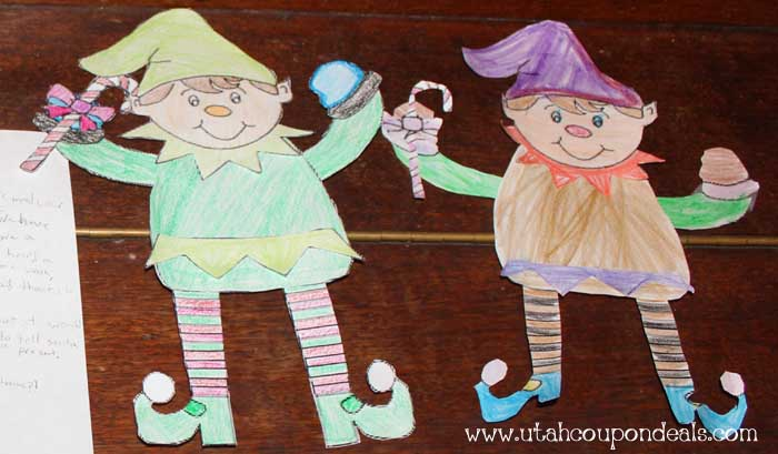 Elf Printable Craft