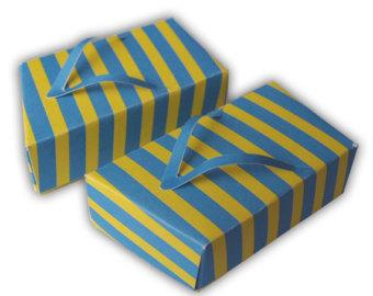 Flip Flop Gift Boxes Templates