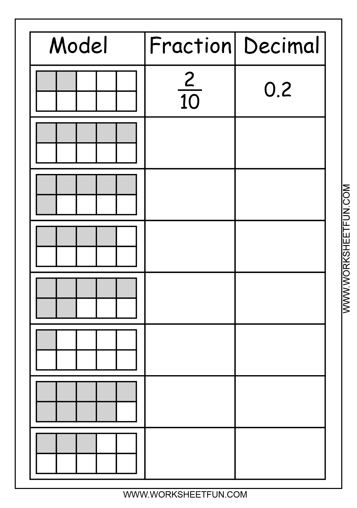 math worksheet : adult top fractions to decimals worksheet inspirations myltio  : Change Fractions To Decimals Worksheet
