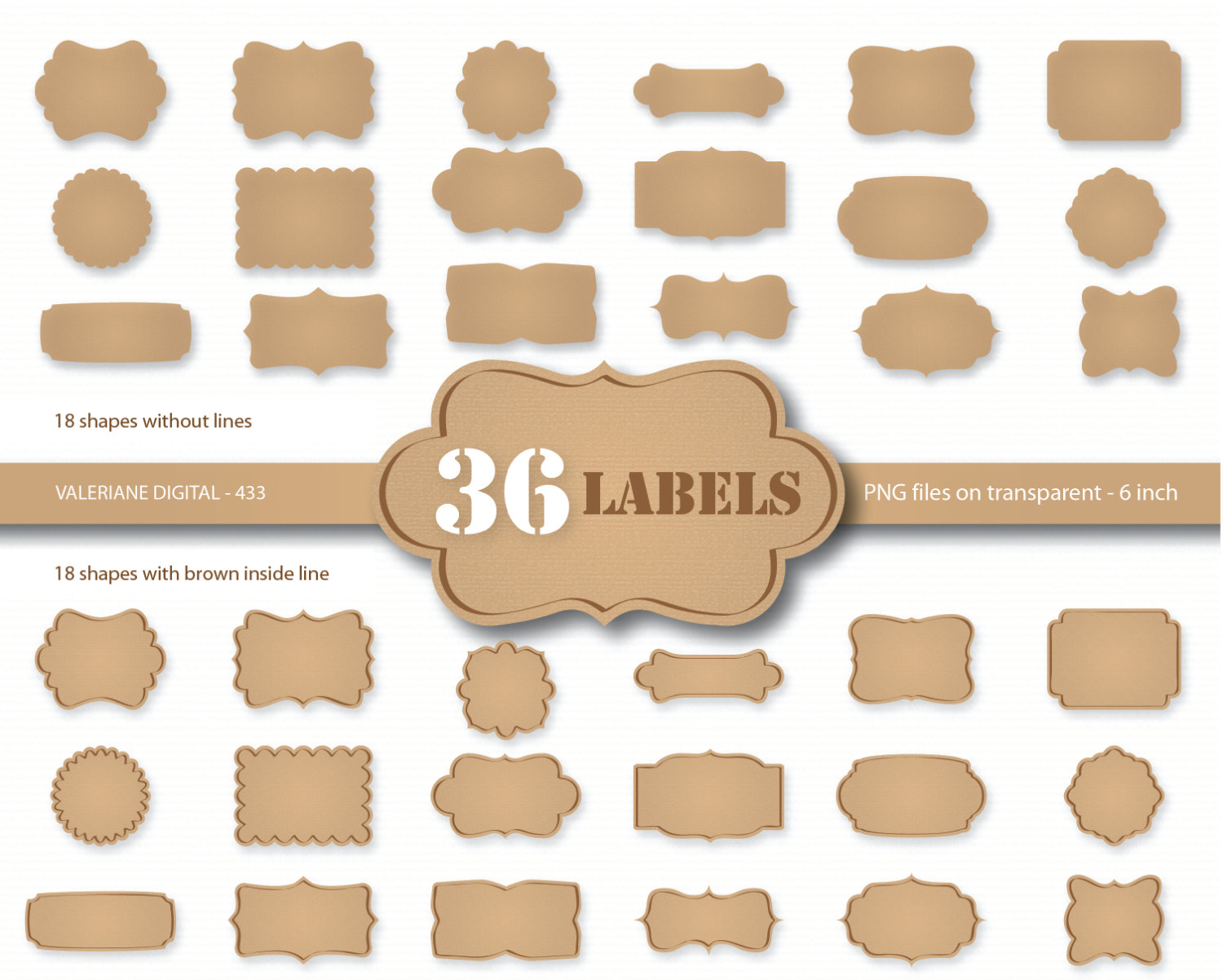 7 best images of free printable craft label templates for Post it labels templates