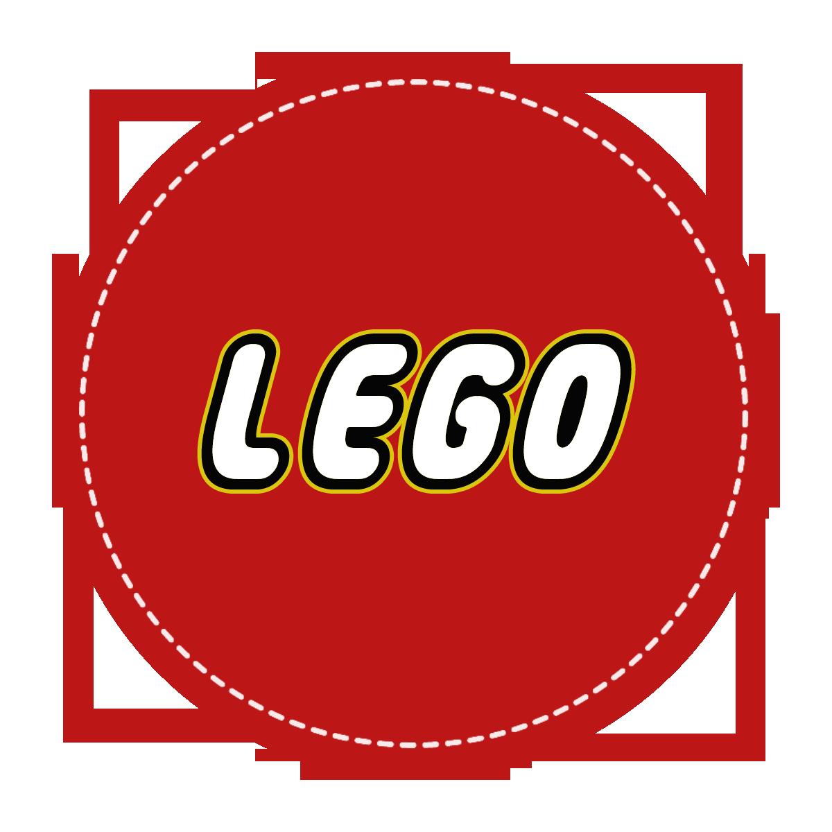 LEGO Templates - Free Printable LEGO Birthday Invitations Templates ...