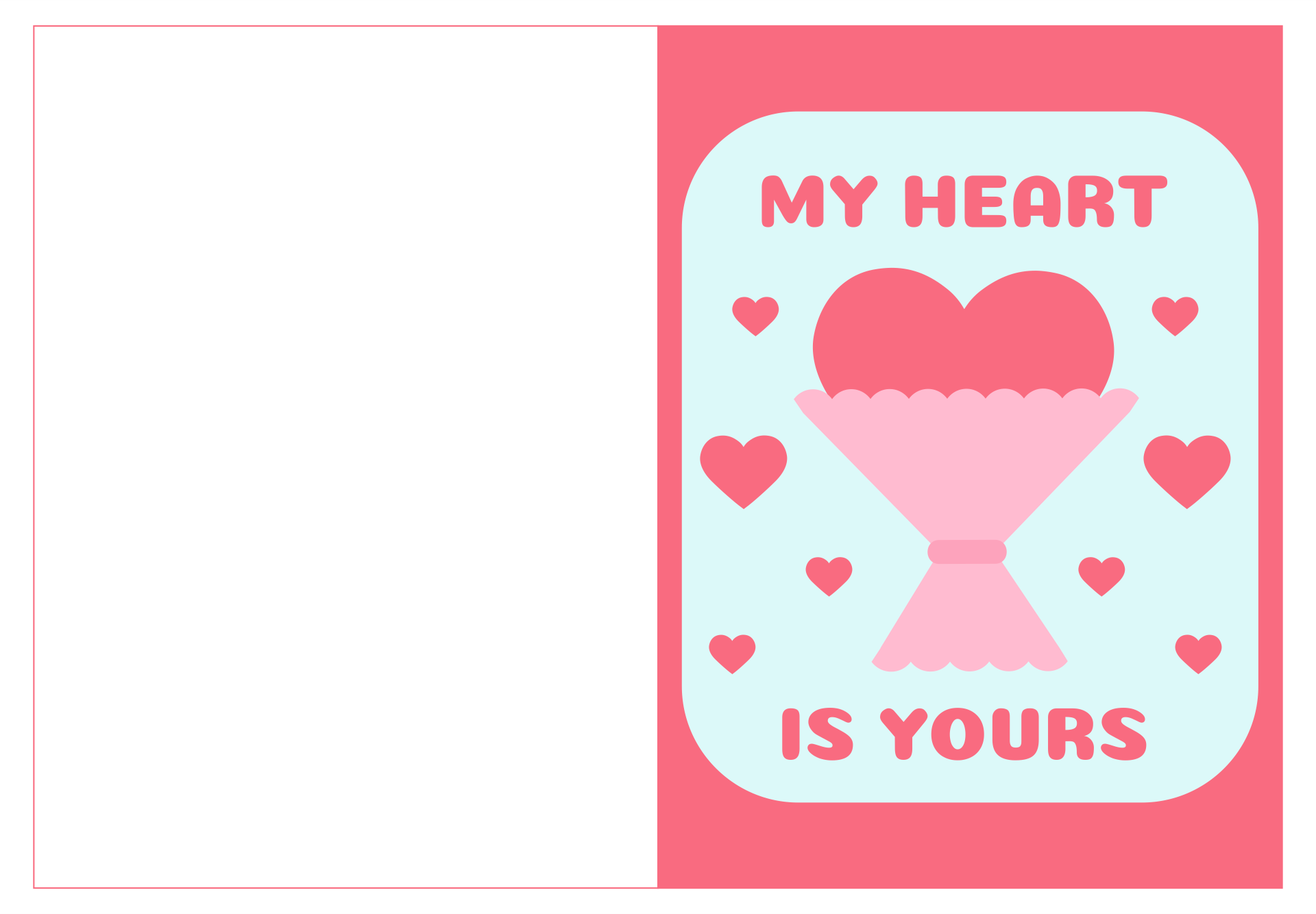 9 Images of Printable Valentine Cards For Him