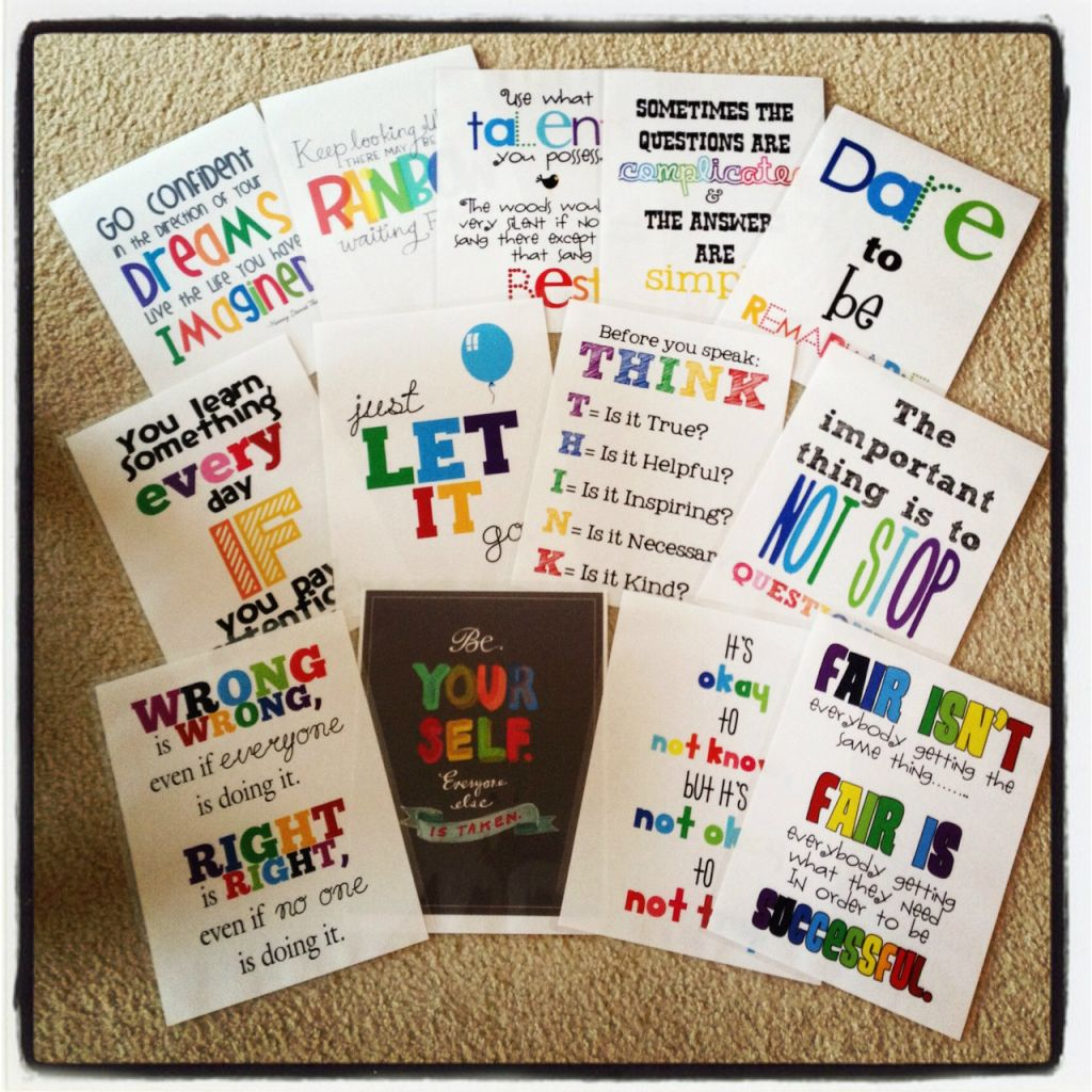 Free Printables School Counselor