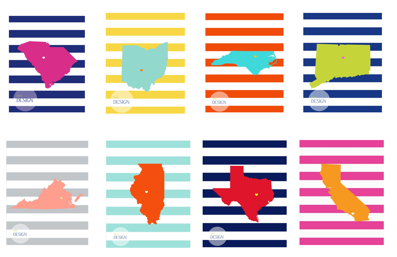 6 Images of Free Country Printables
