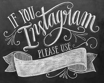 7 best images of printable instagram wedding sign instagram wedding sign do you instagram. Black Bedroom Furniture Sets. Home Design Ideas