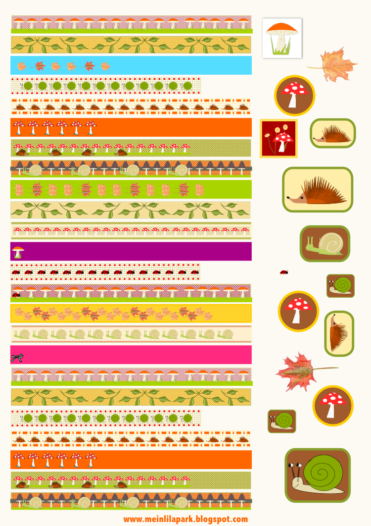 Planner Free Printable Fall Stickers