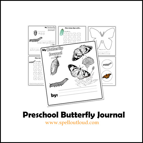 7 Images of Printable Journals For Kindergarten