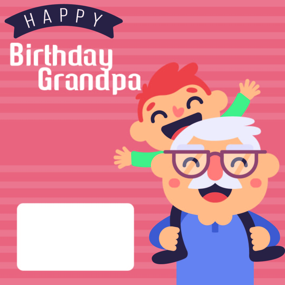 5 Best Happy Birthday Grandpa Printable Printablee Com