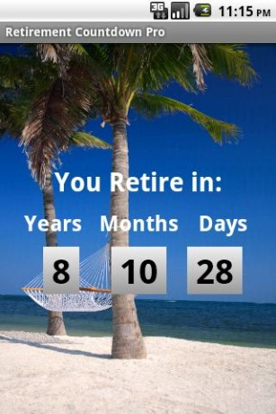 6 Images of Free Printable Retirement Countdown Calendars
