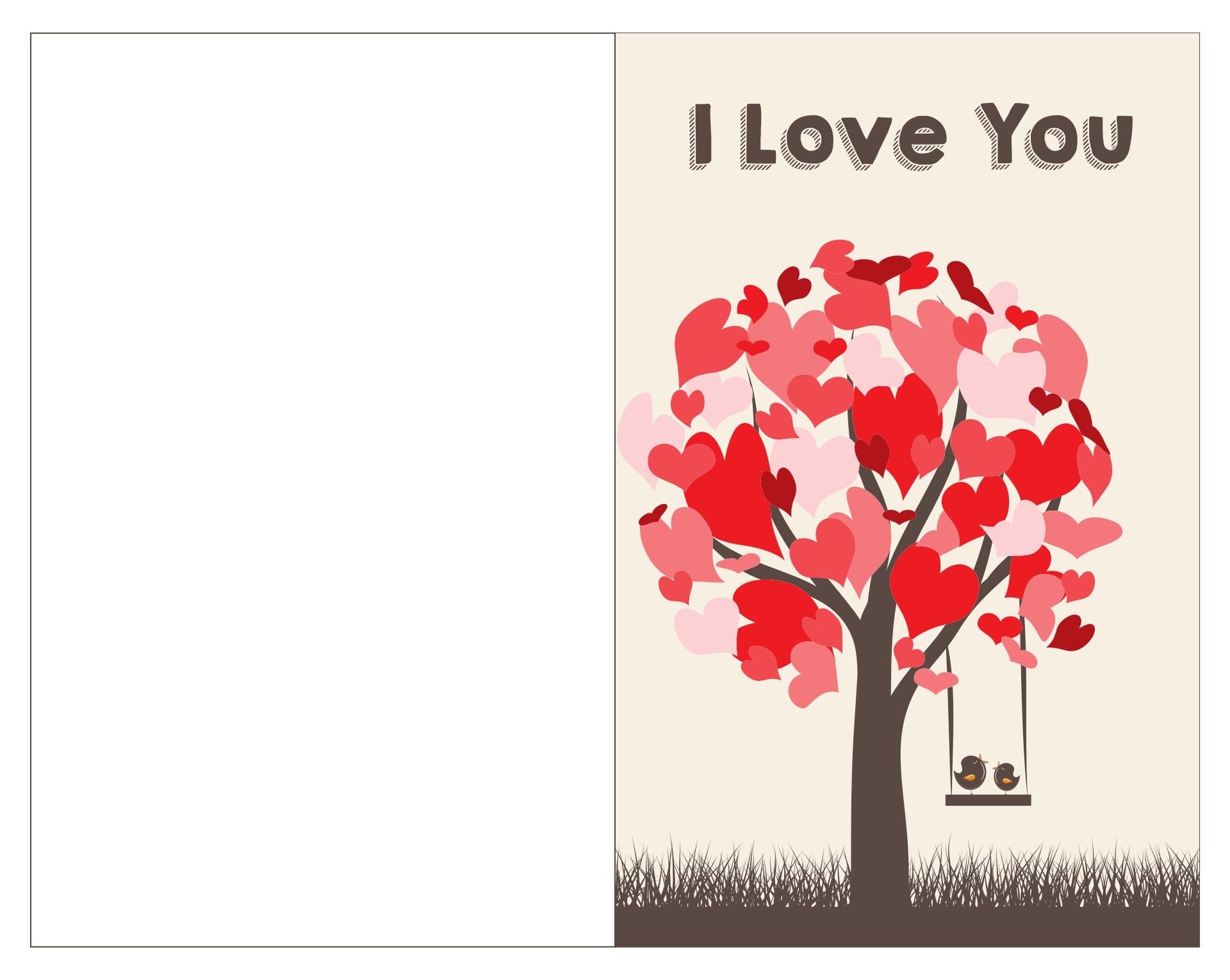 Valentine's Day Printable Cards for Him