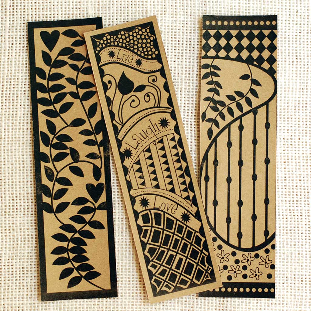 7 Best Images Of Printable Zentangle Bookmarks Patterns