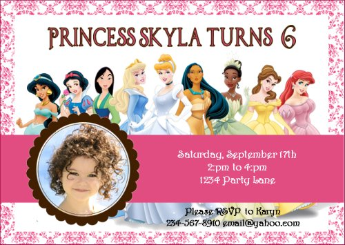 6 Images of Disney Princess Printable Party Games