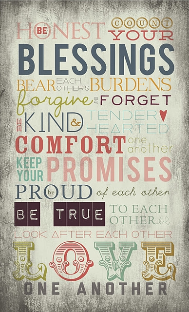 Free Printable Count Your Blessings