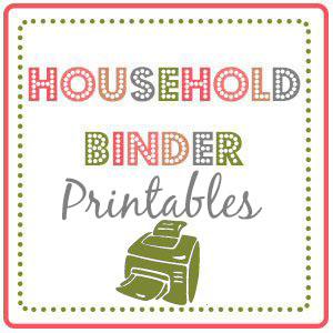 Free Printable Home Binder