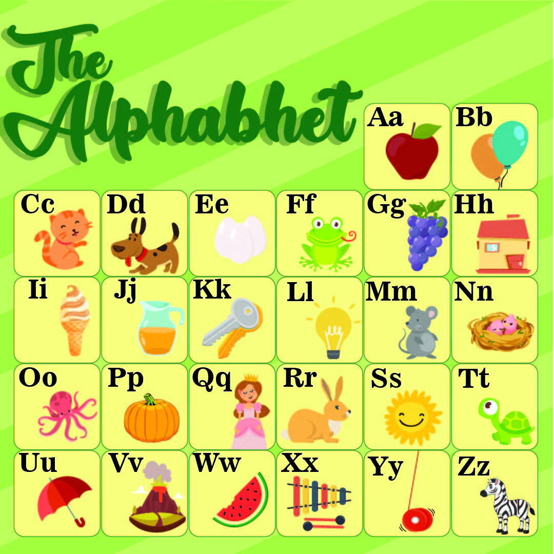 6 Best Free Kindergarten Alphabet Chart Printable ...