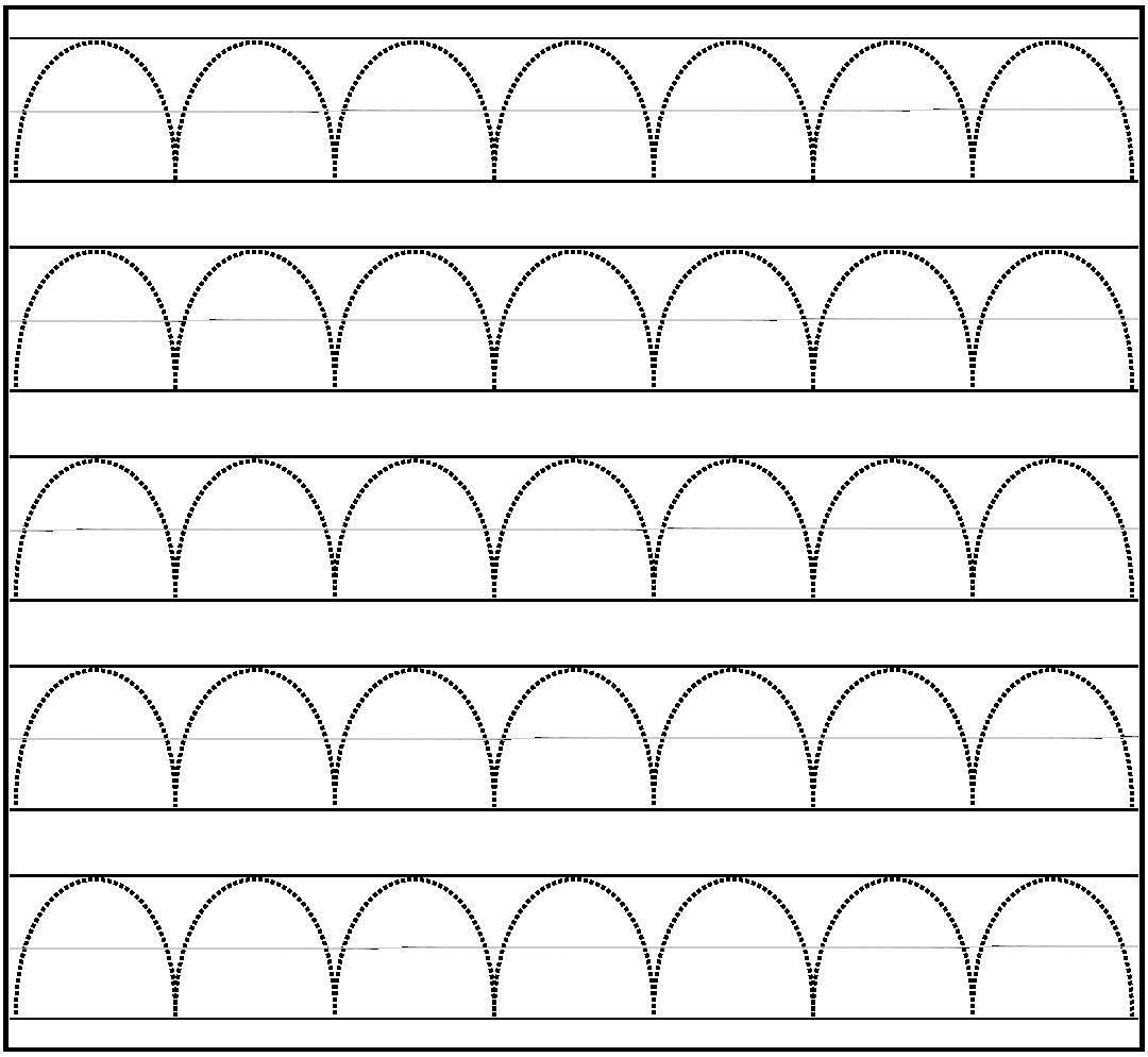 Printable Line Tracing Worksheets