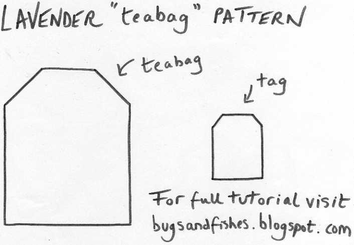 6 Images of Free Printable Tea Bag Template