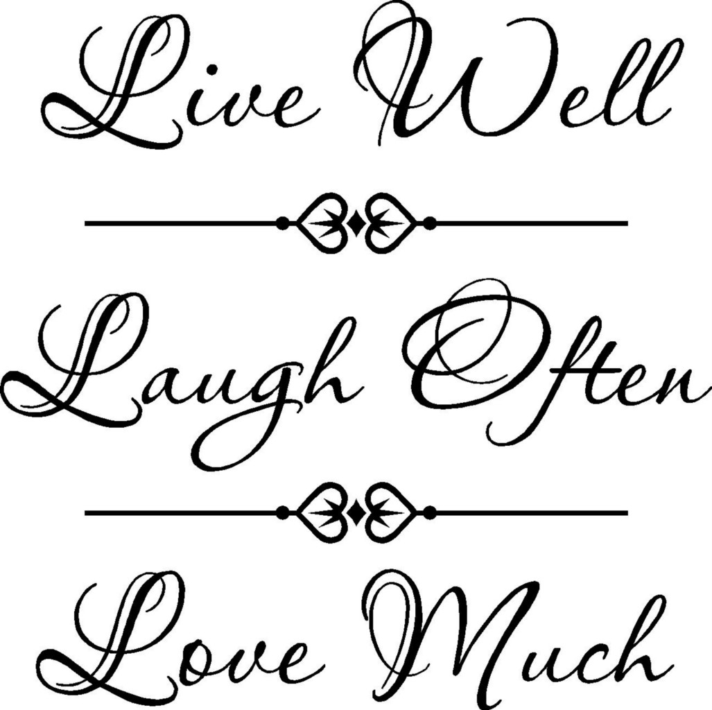 7 Images of Live Word Printable