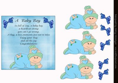 6 Images of Printable New Baby Boy Poems