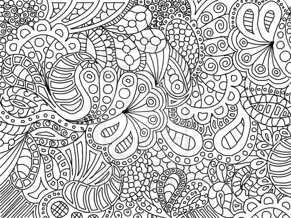 7 Images of Doodle Fun Printables