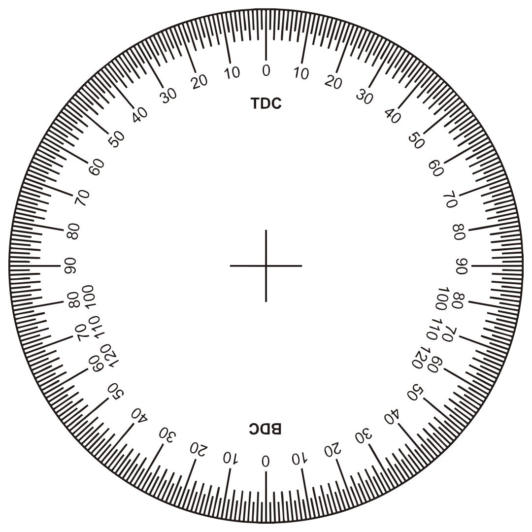 This is a graphic of Luscious Printable Degree Wheel