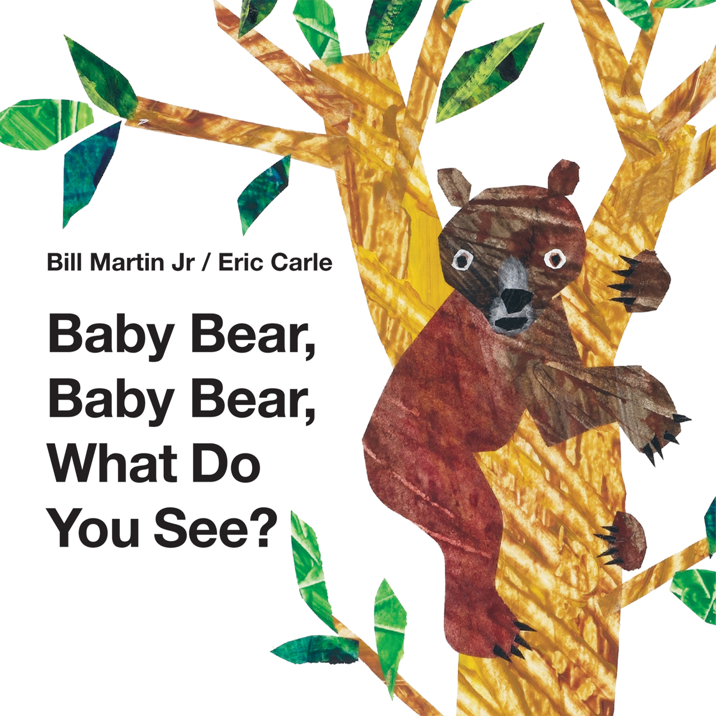 9 Images of Baby Bear Baby Bear What Do You See Printables