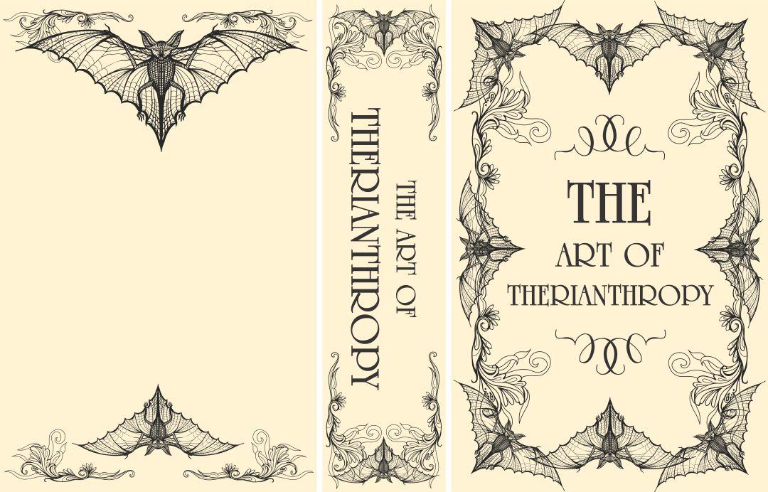 Printable Halloween Book Cover