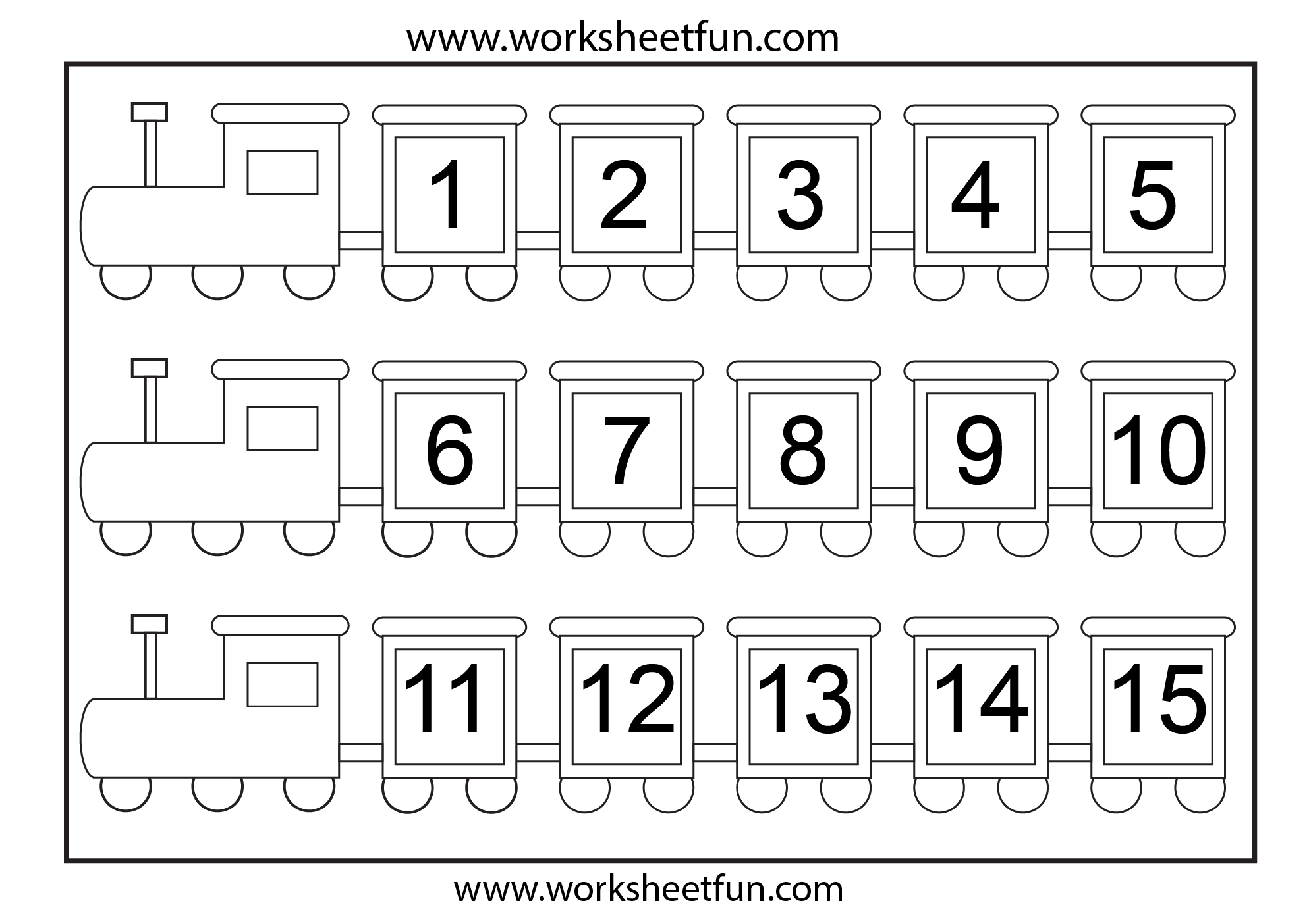 Printables Free Counting Worksheets 1-20 kindergarten number worksheets 1 20 chartskindergarten math worksheet practice sheets for k5 worksheets