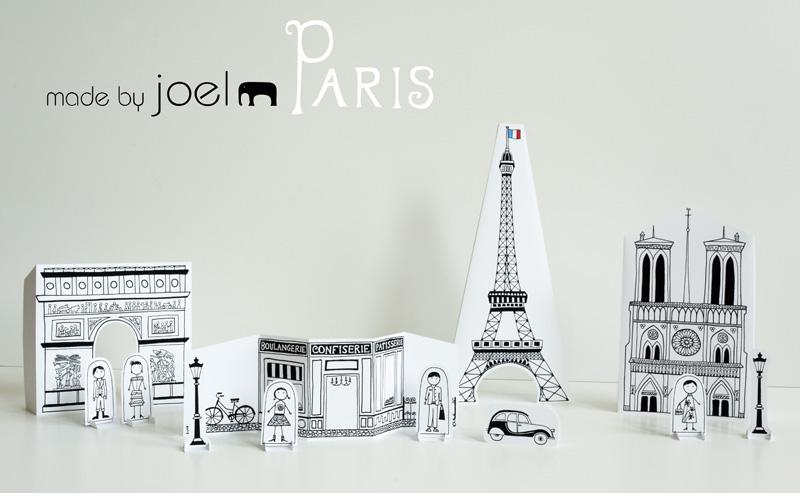 Paper City Paris
