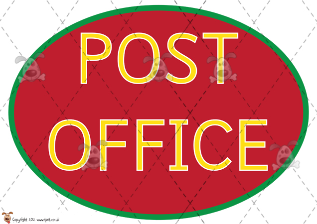Play Post Office Printables