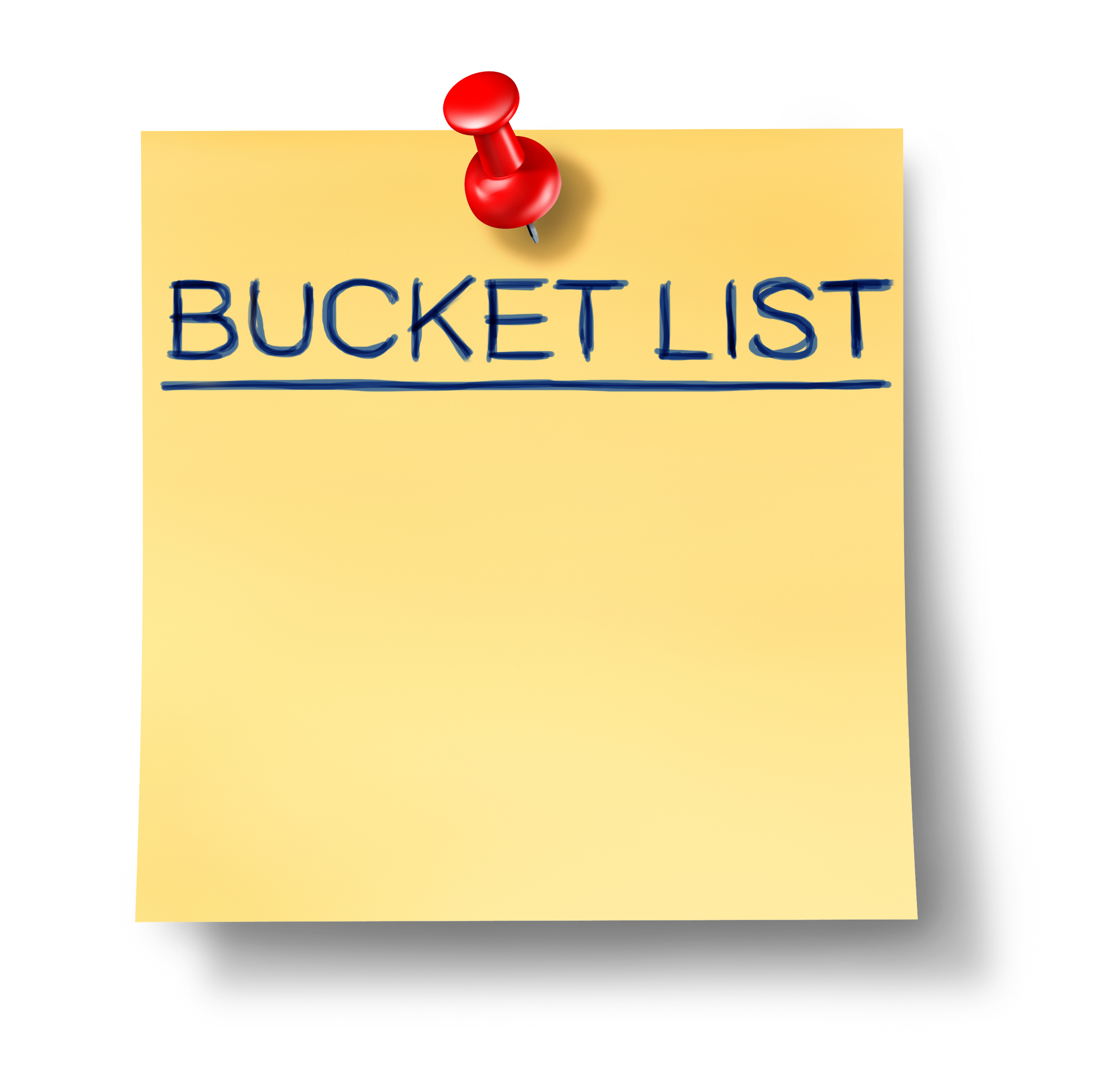 7 Images of Retirement Bucket List Printable Template