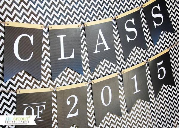 6 Images of Graduate 2015 Chalkboard Printables