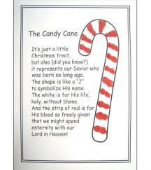 candy cane symbolism
