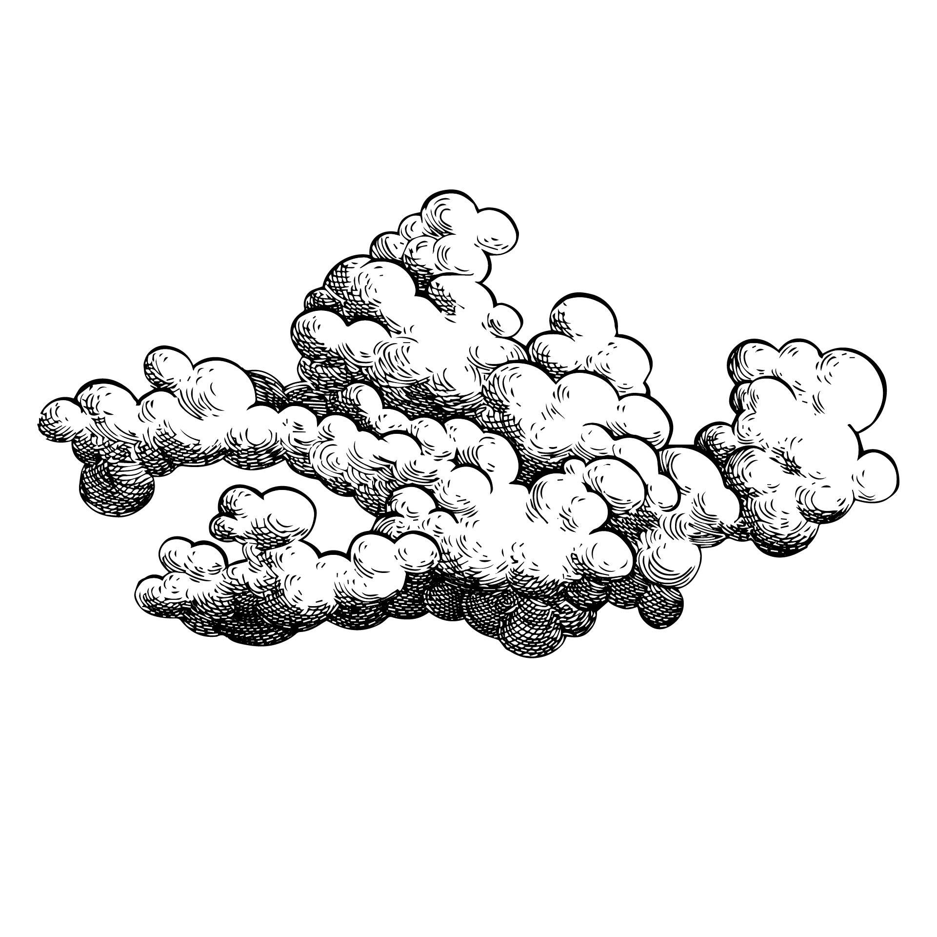 Cloud Clip Art Free